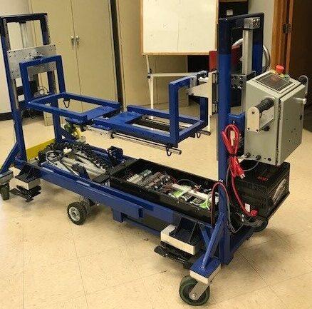 GBX Smart Cart