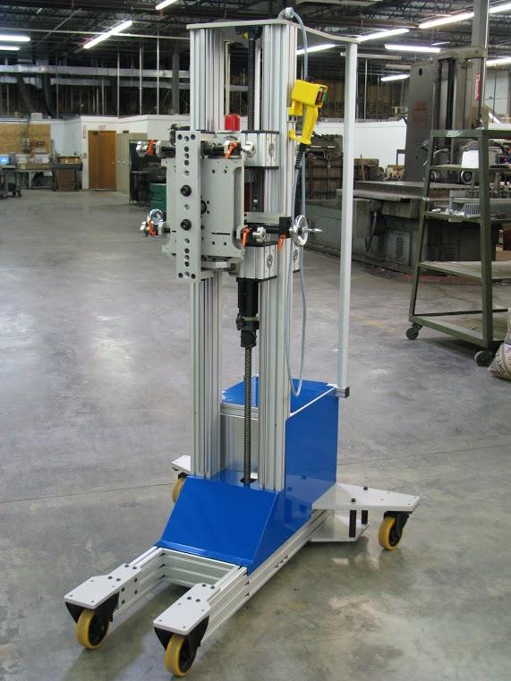 71558 IDG Power Lift Cart